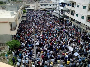 (Banyas_demonstration)_مظاهرات_بانياس_جمعة_الغضب_-_29_نيسان_2011