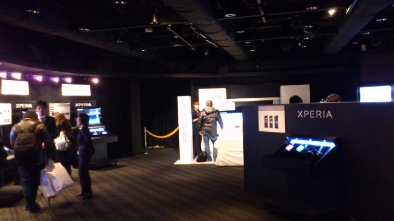 【イベント報告】Xperia acro HD タッチ&トライ見学とSO-03Dを最安値(5円/月)で購入する策