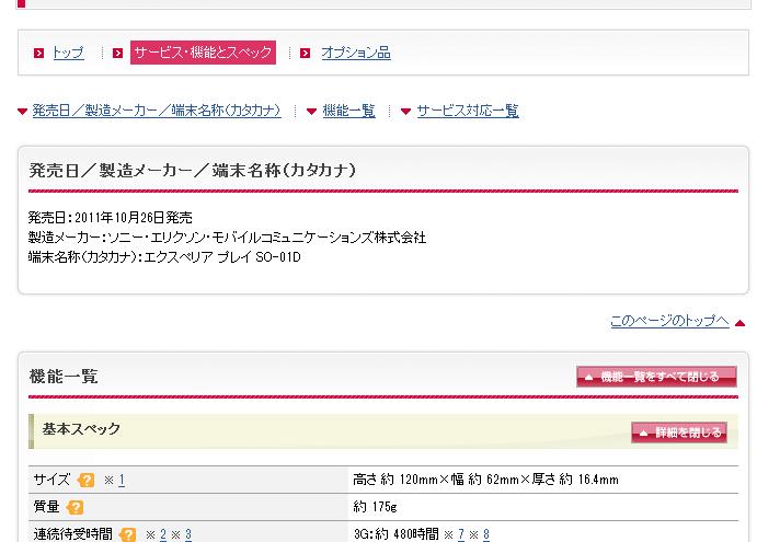 【Play】今さらながらPLAYです!Xperia PLAY!!