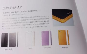 【A2】Xperia A2はナニモノか?を考えたらいろいろ分かったこと