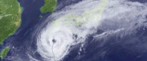 【Tips】Google Earthアプリに台風の軌跡を表示させる方法