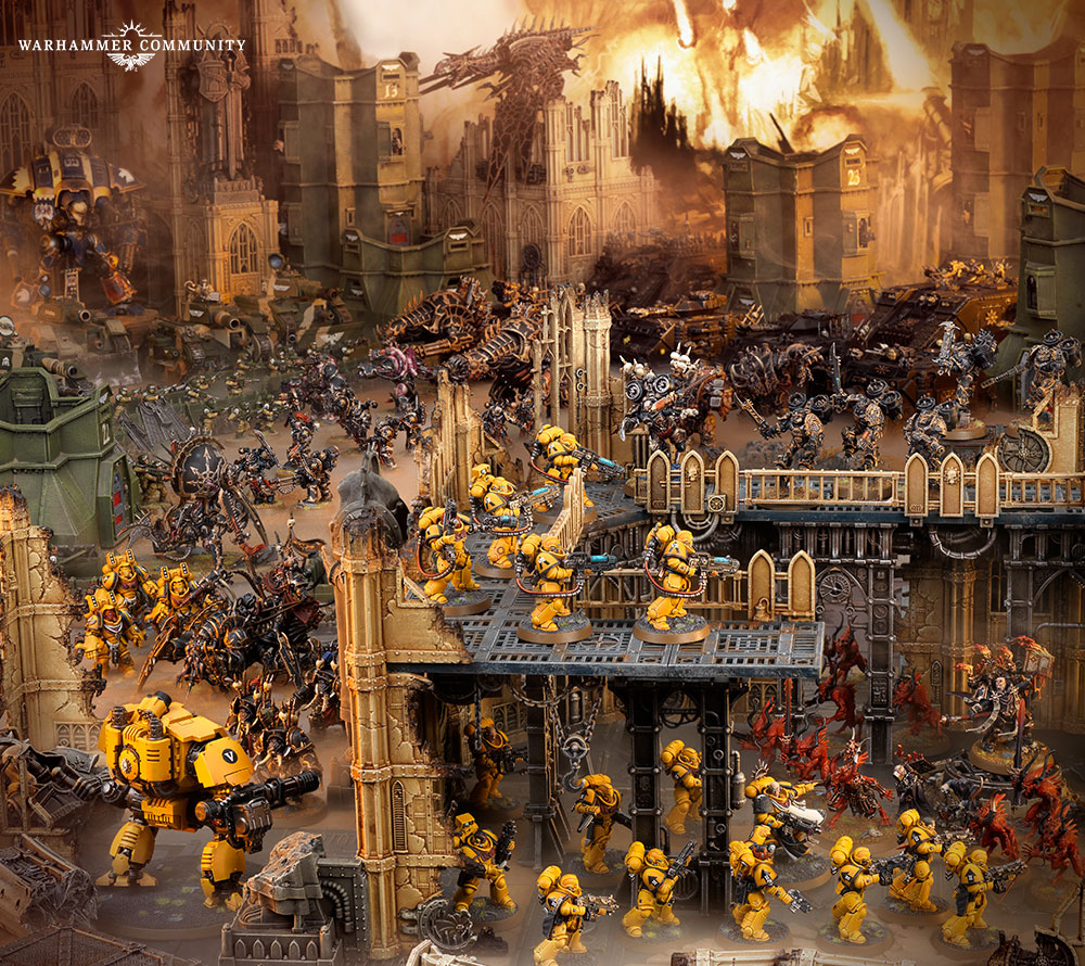 Complete Warhammer 40k FAQ 2019 part two