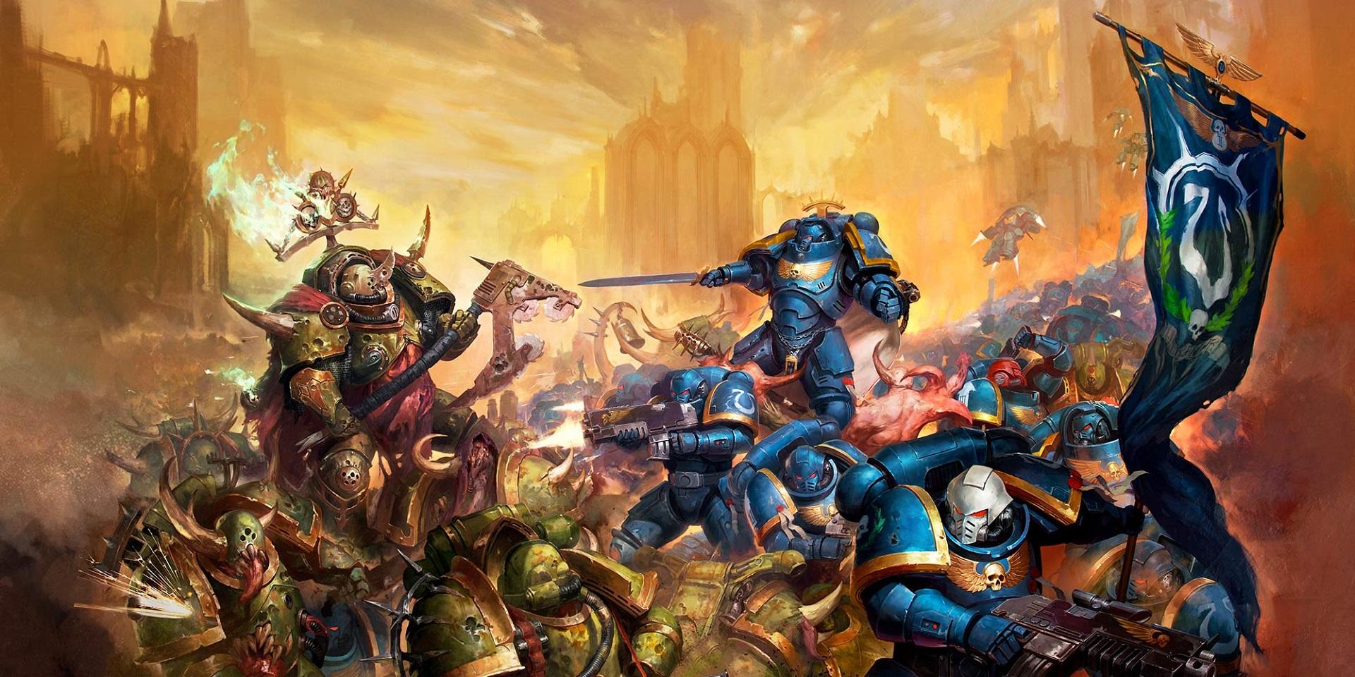 Warhammer 40k Rules 2019