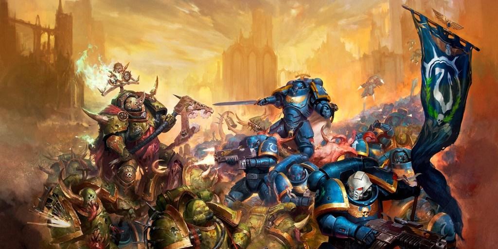 Warhammer 40k FAQs 2019 part one