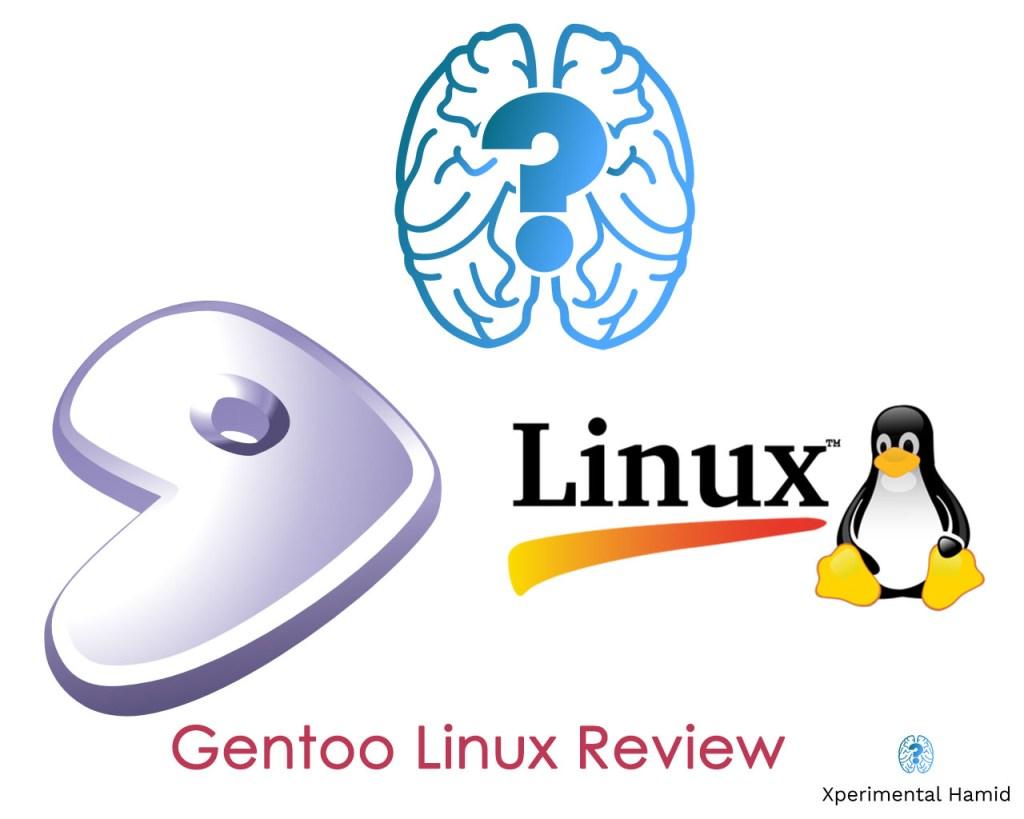 gentoo linux review