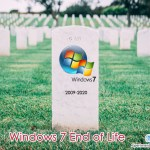Windows 7 סוף פון לעבן