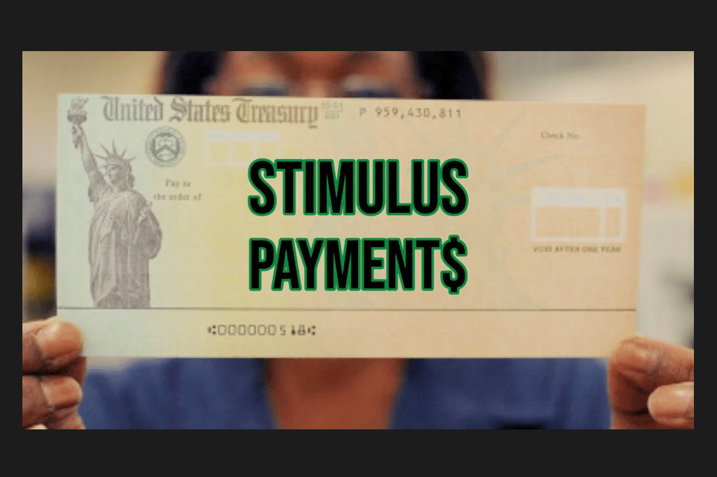 $1,000 from the city of Jacksonville as a stimulus check