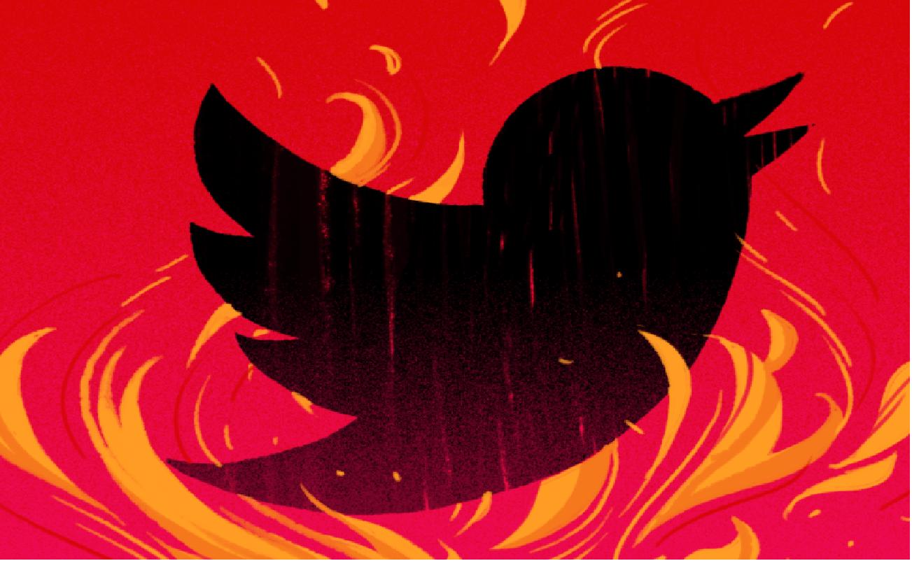 Twitterの反対票ボタン