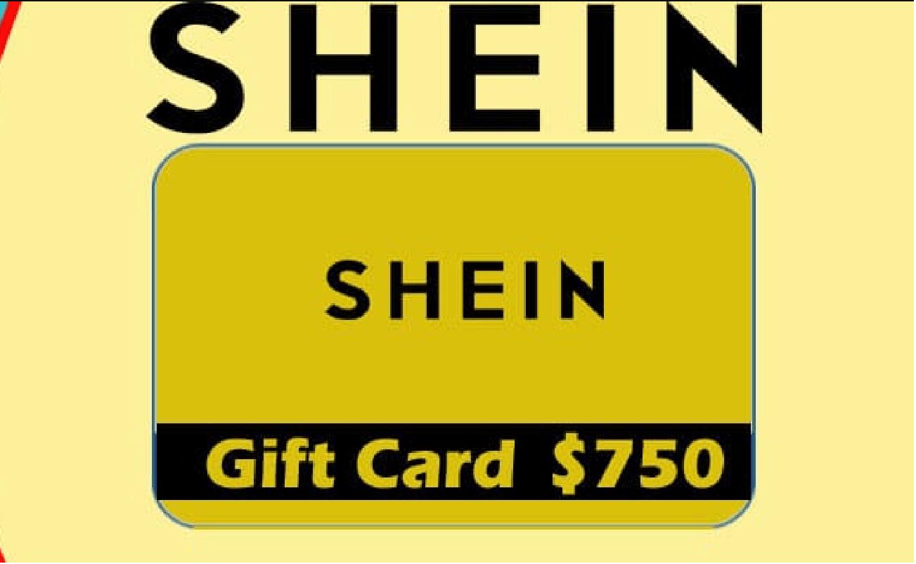 Shein750ギフトカード詐欺
