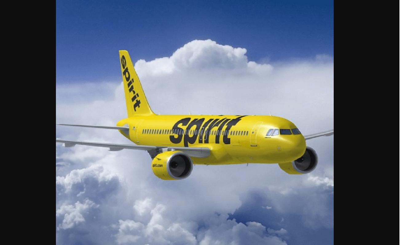 Turbulenzen bei Spirit Airlines auf TikTok
