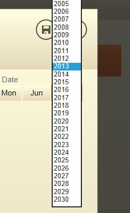 DatePicker Range in LightSwitch HTML Client (1/6)