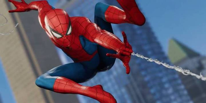 Spider-Man: Veja todos os trajes do jogo do Homem-Aranha - Traje Clássico
