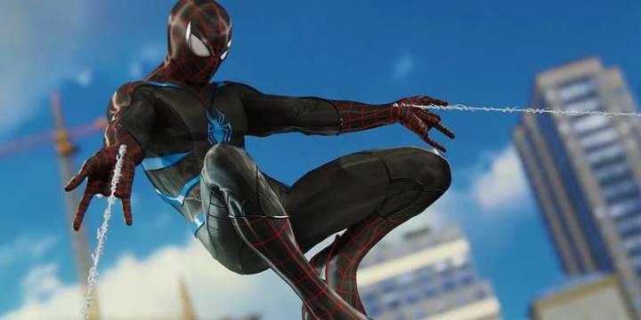 Spider-Man: Veja todos os trajes do jogo do Homem-Aranha - Traje Guerra Secreta