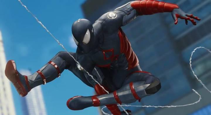 Spider-Man: Veja todos os trajes do jogo do Homem-Aranha - Traje Isolante