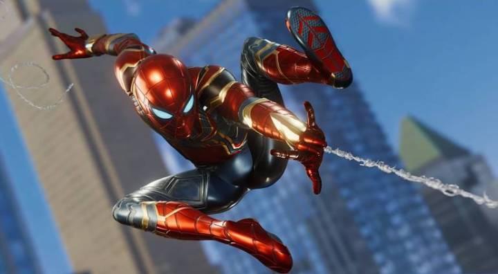 Spider-Man: Veja todos os trajes do jogo do Homem-Aranha - Traje Iron Spider
