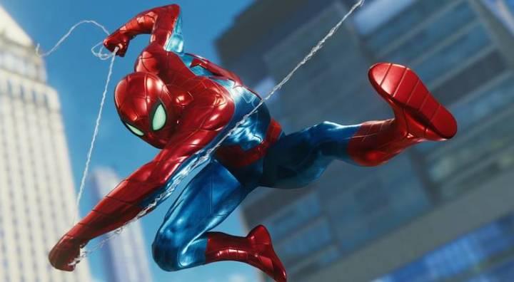 Spider-Man: Veja todos os trajes do jogo do Homem-Aranha - Traje Spider Armor MK 4
