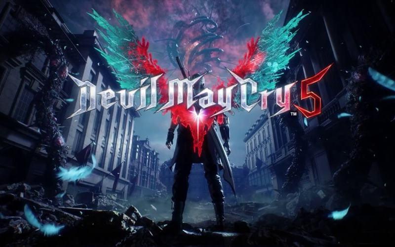Devil May Cry 5 é revelado na E3 2018 com trailer e volta de personagens