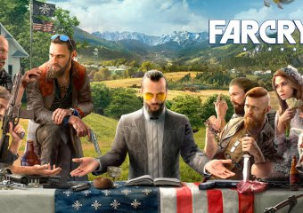 Far Cry 5: Gameplay de 8 minutos na Gamescom