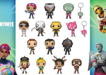 Fortnite: Funko Pop lança coleção do game mais popular do momento, Fortnite.