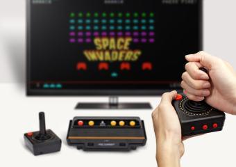 Novo Atari: TecToy lança o Atari Flashback 8 com 105 jogos e versão portátil capa