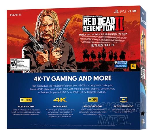 Red Dead Redemption 2: Espaço disponível em disco será de no mínimo 105GB no seu PS4 2