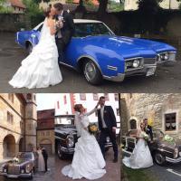 Oldtimer Hochzeitsauto mieten Bamberg Nrnberg Erlangen Forchheim Hchstadt in Selb