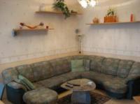 Wohnzimmer wegen Umbau abzugeben(6 Sessel, Eckbank, Bar ...