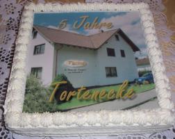 essbares Tortenfoto Tortenaufleger aus Ihrem Foto in Mnchen