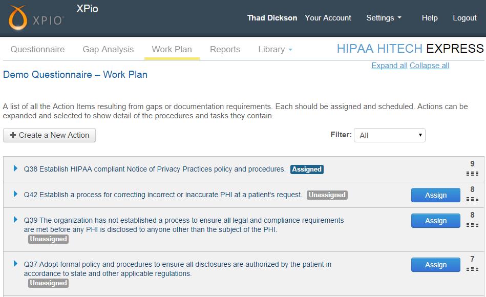 Hipaa Compliance Xpio Health