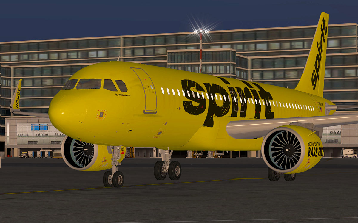 News  New Liveries  Airbus A320271N neo by Peter Hager
