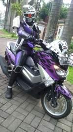 Masked-rider-yamaha-nmax
