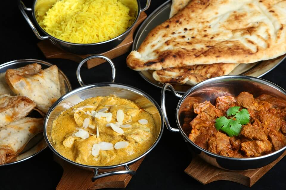various-curries