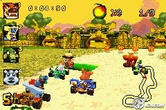 Crash Nitro Kart [GBA] Review