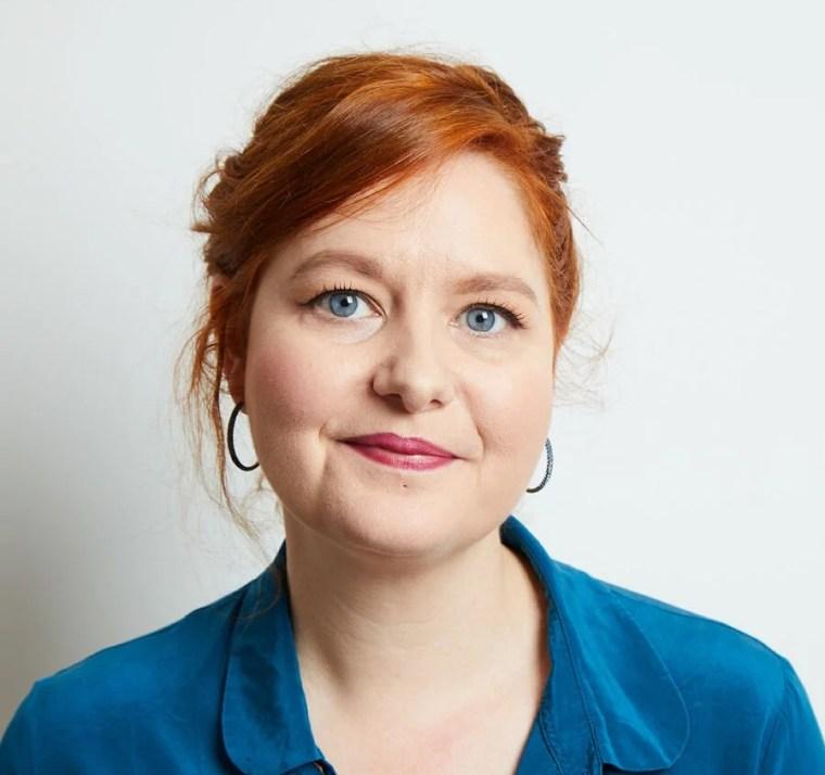 Siobhan Reddy (Source: BAFTA)