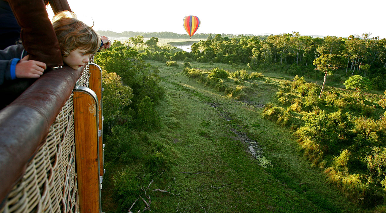 Why We Love Balloon Safaris In Kenya (And You Should, Too!)