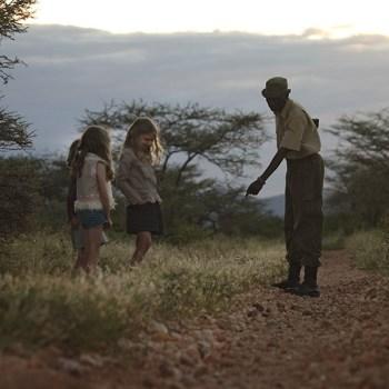 African Destination For Safaris With Children