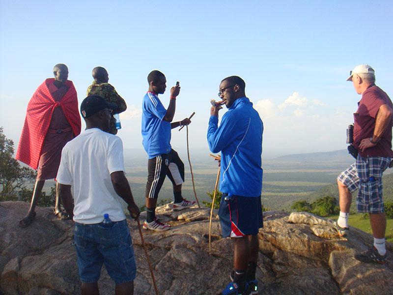 African Group Hiking Safaris