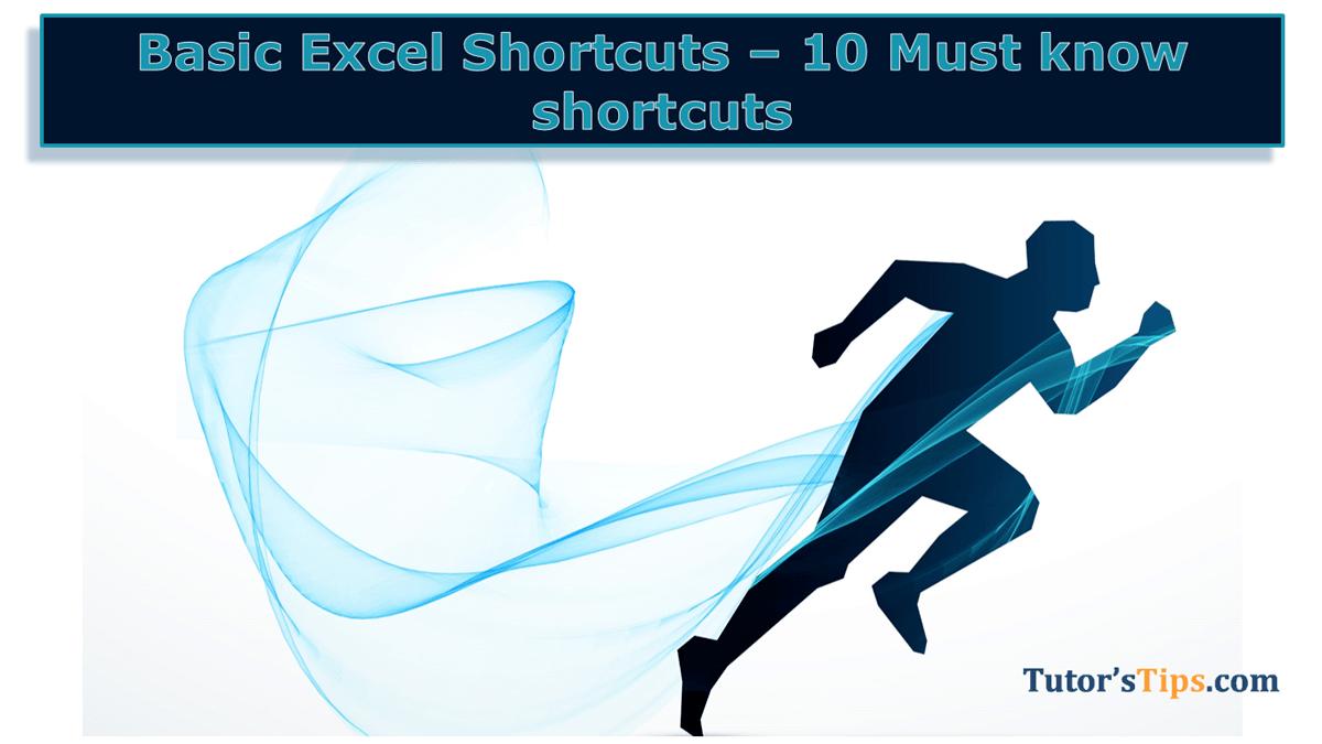 Basic-Excel-Shortcut-Keys