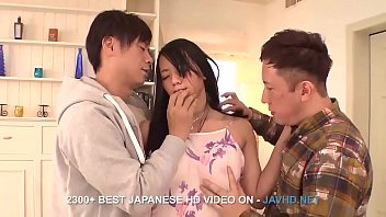 Hot japan girl in compilation hot music video