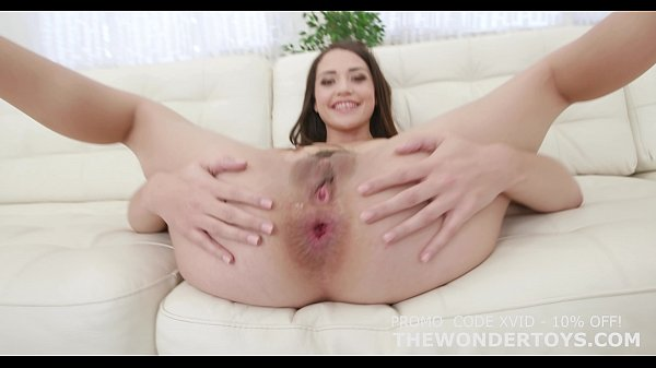 Avi Love Anal Sex Testing The Impaler Size S and M for