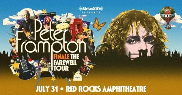 PETER FRAMPTON FINALE-THE FAREWELL TOUR