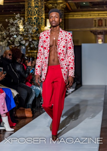 (PHOTOS) EMERGING DESIGNERS FGNYFW FALL | WINTER 2019