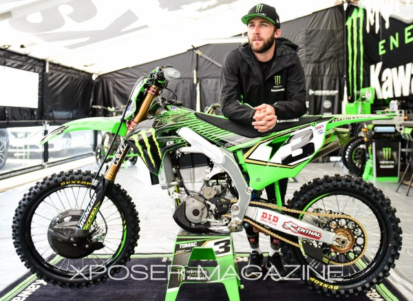 (Interview) Eli Tomac Supercross Rider