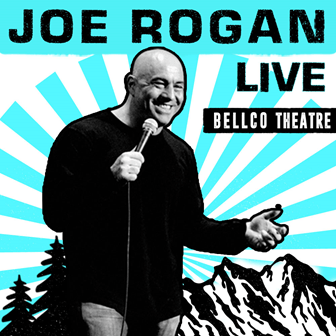JOE ROGAN Bellco Theatre - Xposer Magazine