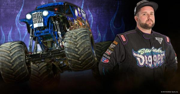 Interview with Ryan Anderson, owner of Monster Jam truck Son-uva Digger