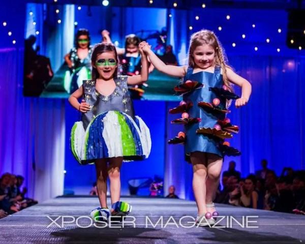 (PHOTOS) 15th Annual Paper Fashion Show