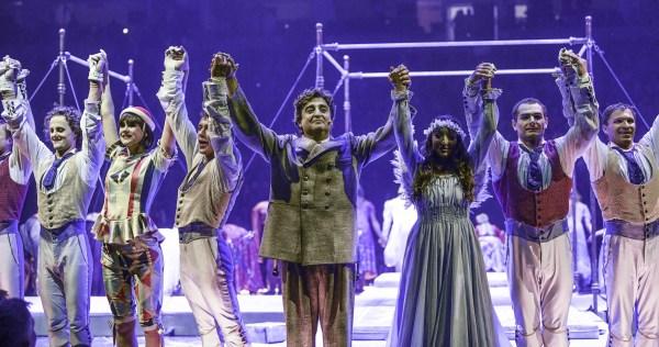 Cirque du Soleil Corteo comes to Pepsi Center