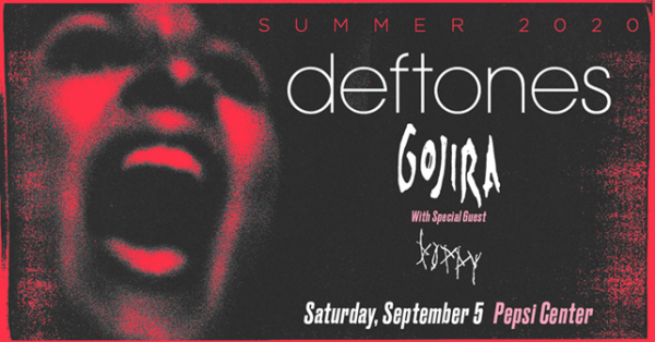 Deftones Announce Headline Tour Coming to Denver