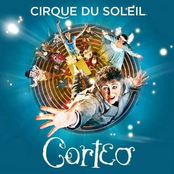 Tickets on Sale: Cirque du Soleil's CORTEO in Broomfield & Loveland / May24-June3