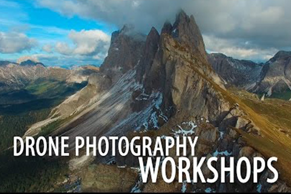 Aerial Photography Workshop at Xposure
